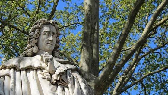 Estatua de Montesquieu. (Pixabay)